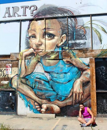 Bikes And Hikes LA: Street Art in Culver City