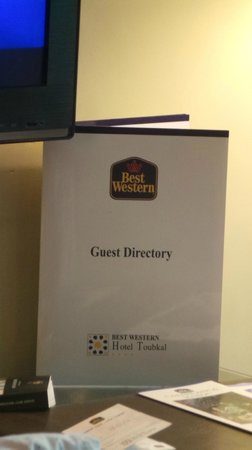 BEST WESTERN Hotel Toubkal: room service