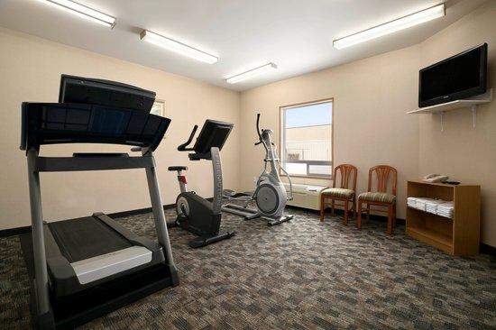 Days Inn Prince Albert: Fitness Center