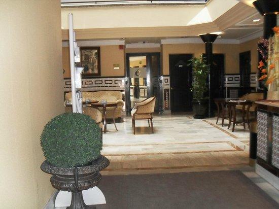 Hotel Cervantes : Ingresso-reception