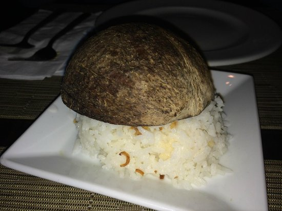 Thai Tho - Soho: Rice