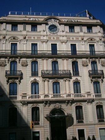 Silken Gran Hotel Havana : hotel