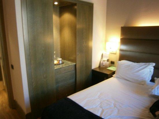 Silken Gran Hotel Havana: chambre