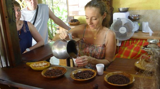 La Maison du Cacao : superbe cacao