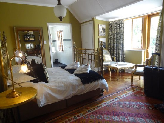 Northcliff Manor Guest House : Bedroom
