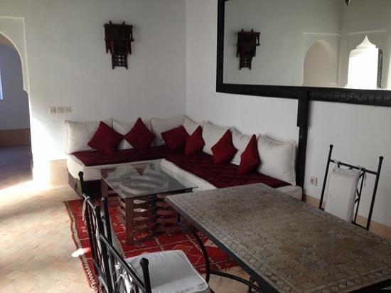 Riad Les 5 Soeurs: upstairs