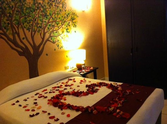 Casa Calli Hotel & SPA: Decoración romántica.