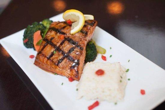 The Mix Bistro : Smoked Salmon