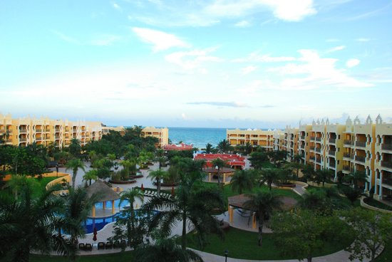 The Royal Haciendas All Suites Resort & Spa: View from unit C417