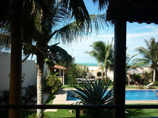Residenza Canoa: vista esterno camera