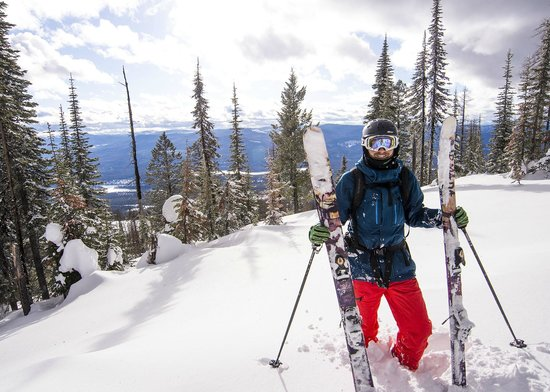 Great Northern Powder Guides: sunshine and smiles
