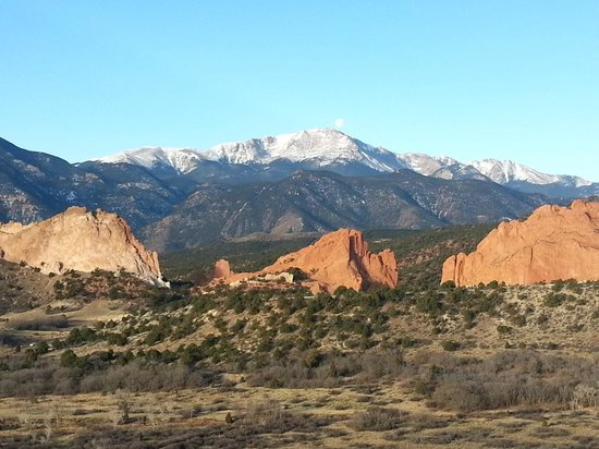 Garden of the Gods Club and Resort: View from room (3)