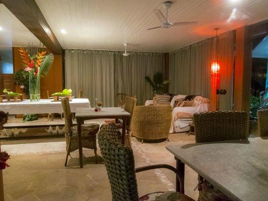 Hotel Porto do Zimbo: Restaurante