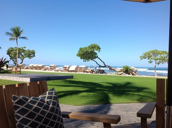 Four Seasons Resort Hualalai: Midday Calm