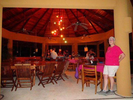 Hotel Vista de Olas : Dining area