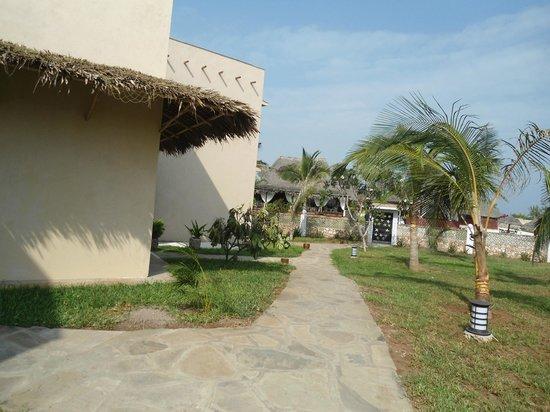 Seven Islands Resort: Villaggio