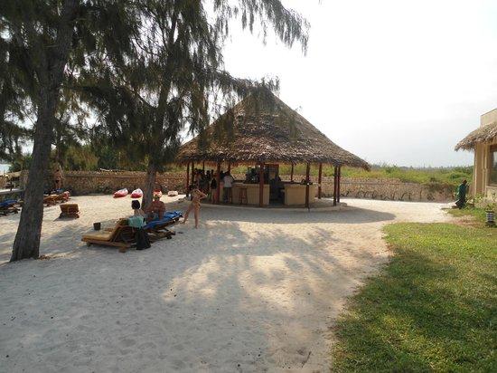 Seven Islands Resort: Bar spiaggia