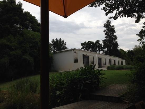 Bloomestate: Gästehaus