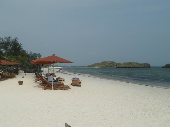 Seven Islands Resort : Spiaggia