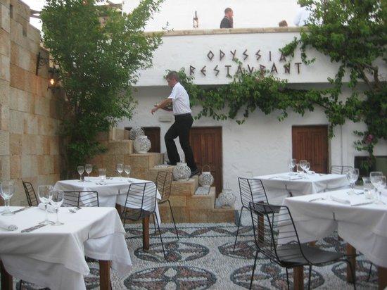 Odyssia Restaurant : 1