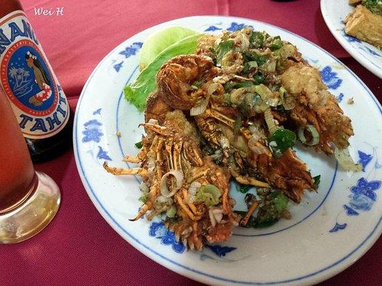 Ocean Restaurant : Bay lobster
