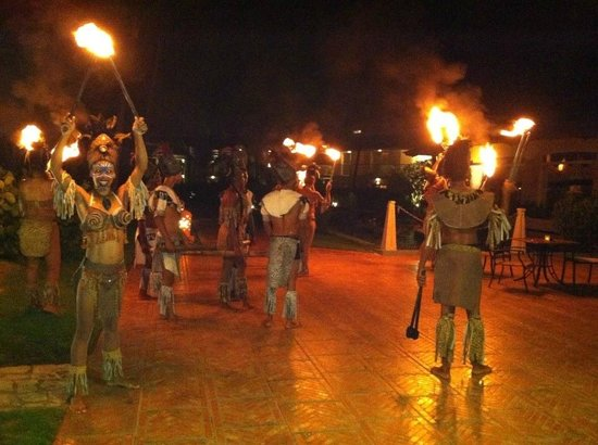 Excellence Punta Cana : Night time entertainment