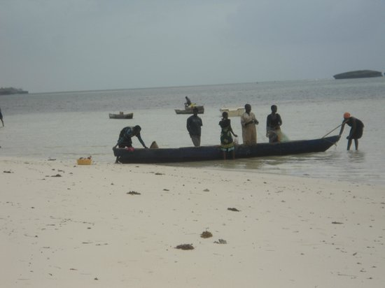 Seven Islands Resort: Spiaggia