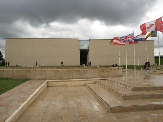 Mémorial de Caen : Memorial de Caen