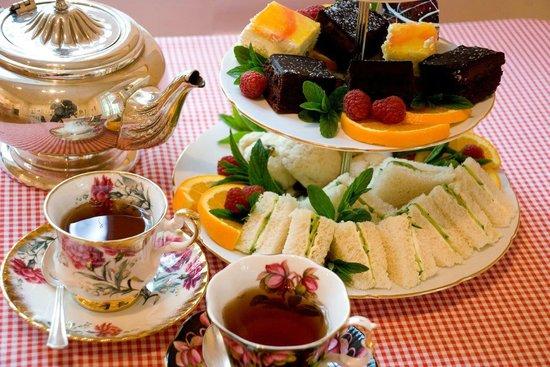 Uplands Cultural & Heritage Centre : English Tea Menu