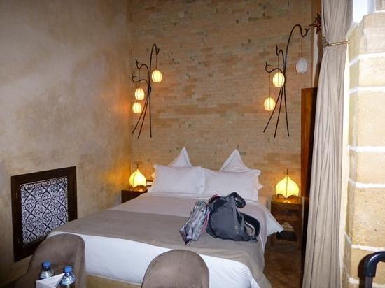 Riad Kalaa: Sleeping area