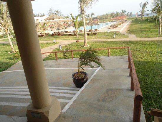 Seven Islands Resort : Piscina