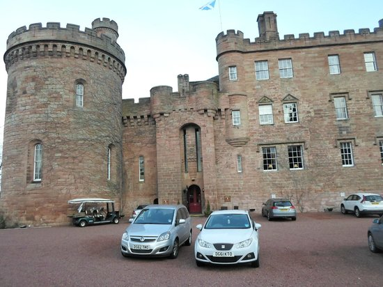 Dalhousie Castle : Dalhouise Castle