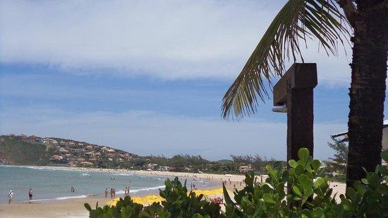 Chez Pitu Praia Hotel : Vista desde el hotel