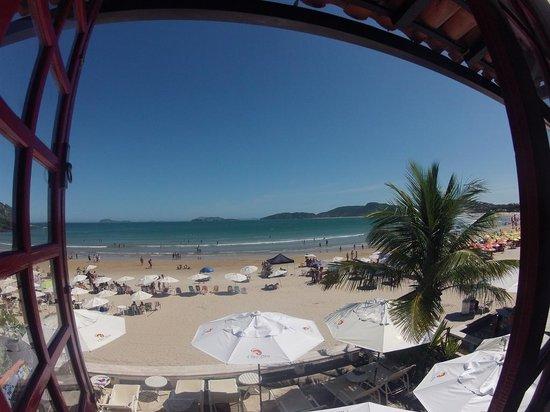 Chez Pitu Praia Hotel: Vista al mar