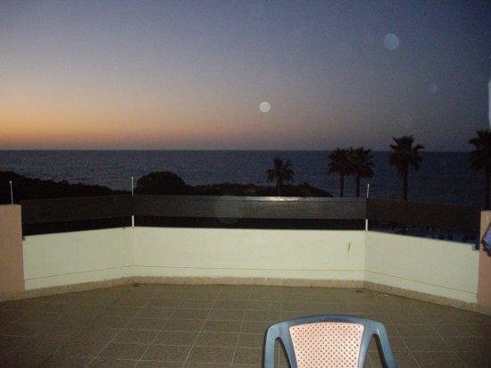 Auramar Beach Resort: view from room