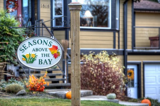 Seasons Above the Bay Guest Suites and B&B