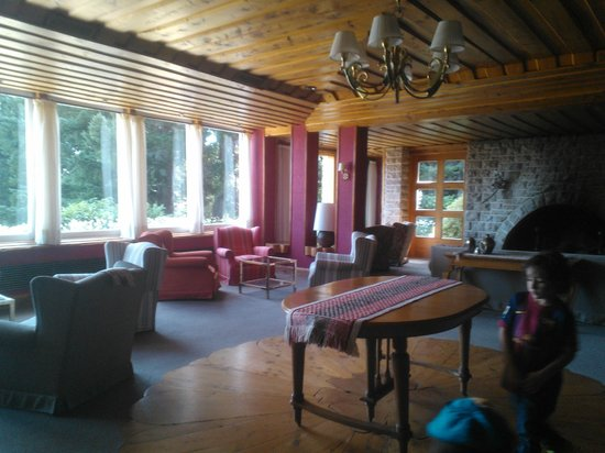 Hotel Tunquelen : diferentes place