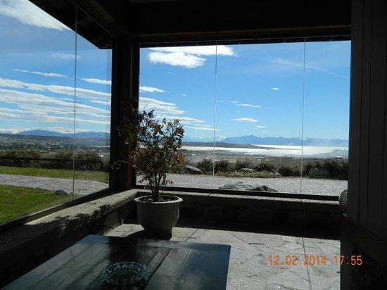 Alto Calafate Hotel Patagonico: sala de fumadores