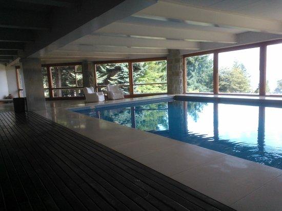 Hotel Tunquelen: Piscina
