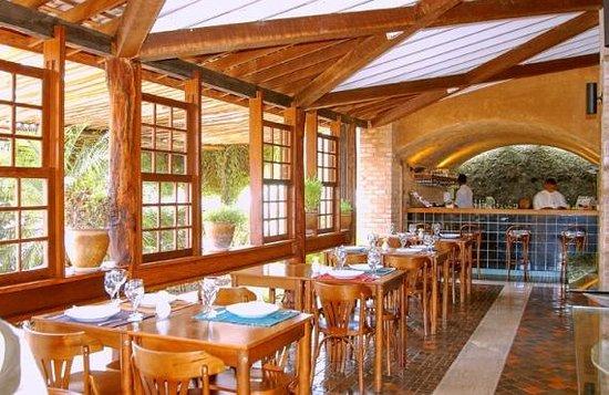 Hotel Canto das Águas - Restaurante Azul