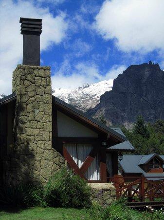 Tierra Surena: Vista al Cerro Lopez