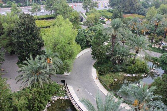 Rixos Downtown Antalya : территория