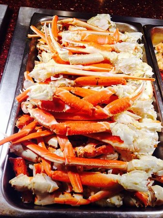 Feng Shui : King Crab Leg on Sunday Dinner Buffets only