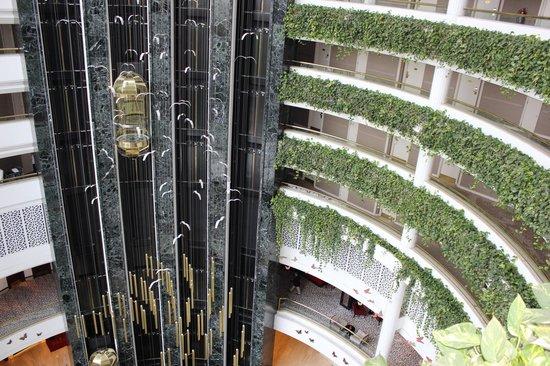 Rixos Downtown Antalya : Лифты