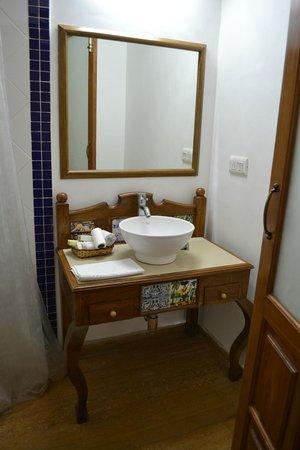Hospedaria Abrigo de Botelho: bagno