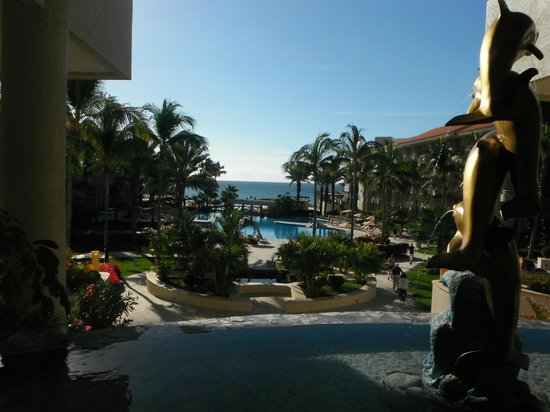 Barcelo Gran Faro Los Cabos : View from the lobby