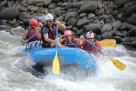 Aguas Bravas Rafting Company: Torturous!