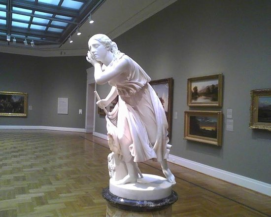 statue @ saint louis art museum