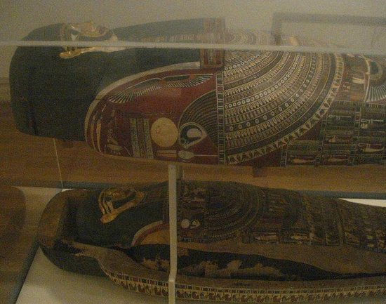 Saint Louis Art Museum: egypt in saint louis!