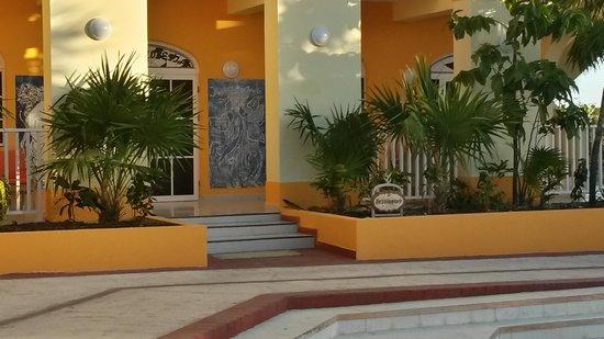 Gran Caribe Club Coral: ristorante 1